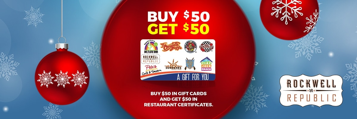 rockwell republic gift card promotion